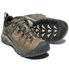 Keen Men's Targhee III Waterproof Wide Image