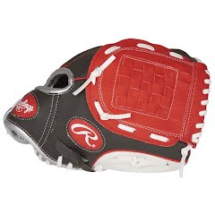 Rawlings Youth Players 10in Glove Image