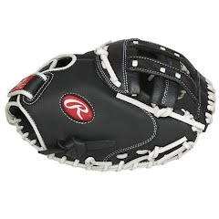 Rawlings Shut Out 32.5-Inch Fastpitch Catcher's Mitt Image
