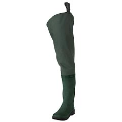 Frogg Toggs Cascades 2-Ply Poly/Rubber Cleated Bootfoot Hip Waders (Pair) Image