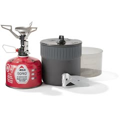 Msr PocketRocket Deluxe Stove Kit Image