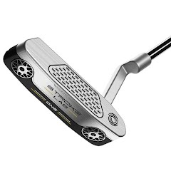 Odyssey Golf Stroke Lab 1 Putter With Pistol Grip Image