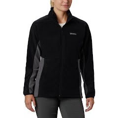 Columbia Women's Basin Trail Fleece Full Zip Top