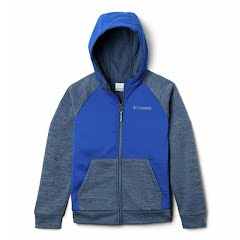Columbia Youth Boy's S'More Adventure Hybrid Hoodie