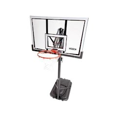 Lifetime Adjustable Portable Basketball Hoop (52 Inch Polycarbonate) Image