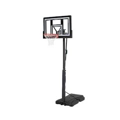 Lifetime Adjustable Portable Basketball Hoop (48 Inch Polycarbonate) Image