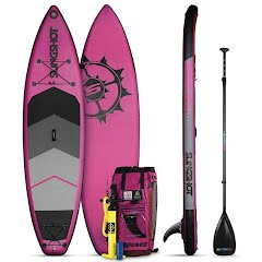 Slingshot Crossbreed Airtech Inflatable SUP Package Image