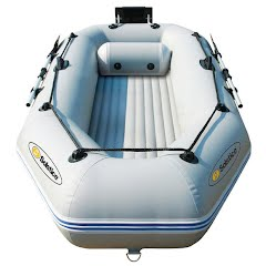 Solstice Quest Series 9 Foot 6 Inch Inflatable Raft Image