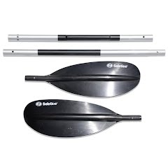 Solstice 4-Piece Quick Release Kayak Paddle Image