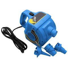 Solstice Turbo Electric Pump Image