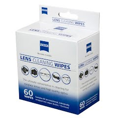 Zeiss Lens Wipes (60 Pack) Image