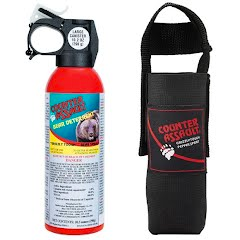 Counter Assault 10.2 oz Bear Deterrent with Belt Holster Image