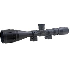 Bsa Sweet .17 AO 3-9x40 Rifle Scope with 30/30 Duplex Reticle Image