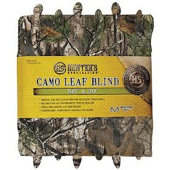 Hunter Specialties 56 in x 12 ft Realtree Xtra Camo Leaf Blind Material Image