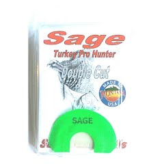 Sage Game Calls Double Cut Turkey Call Image