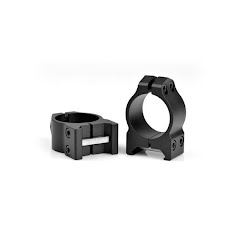Warne Maxima Scope Rings (1 Inch, PA, Low, Matte) Image