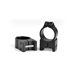 Warne Maxima Scope Rings (1 Inch, PA, High, Matte) Image