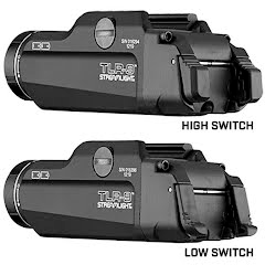 Streamlight TLR-9 Gun Light With Ambidextrous Rear Switch Options Image