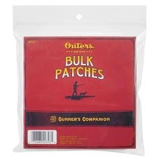 Outers Synthetic Cleaning Patches, All Gauge Shotgun, 200 Count Image
