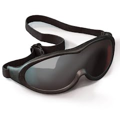 Crosman Game Face Airsoft Goggles Image