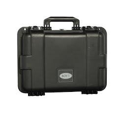 Boyt H15 Compact Double Handgun/Accessory Case Image