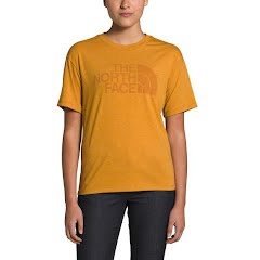 The North Face Women's Short-Sleeve Half Dome Tri-Blend Tee Image