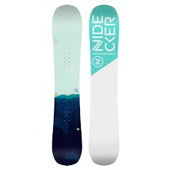Nidecker Women's Elle All-Mountain Snowboard Image
