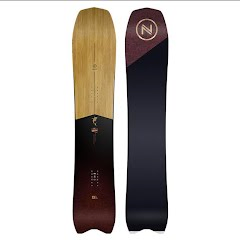 Nidecker Men's Mellow Snowboard Image