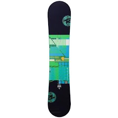 Rossignol Youth Freestyle Alias Snowboard Image