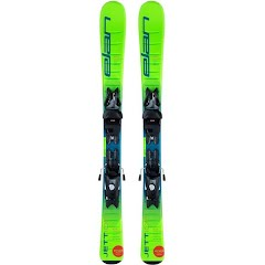 Elan Youth Jett Quick Shift EL 4.5 GW Skis Image
