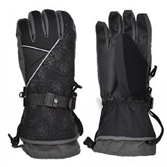 Grand Sierra Women's Bec-Tech Softshell Snowboard Glove Image