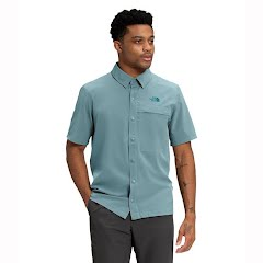 The North Face Men's First Trail UPF S/S Shirt Image