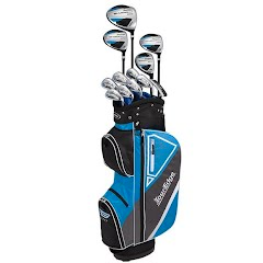 Tour Edge Bazooka 370 17-Piece Graphite Steel Complete Men's Set Image