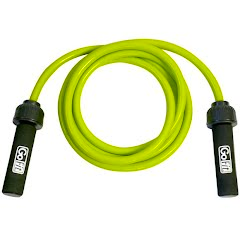 Gofit 9 Ft. Adjustable Heavy Jump Rope With Handles Image