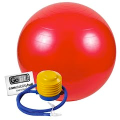 Gofit 55 Cm EXCERCISE BALL Image