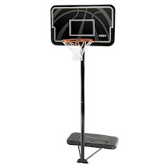 Lifetime Adjustable Portable Basketball Hoop (44-Inch Impact) Image
