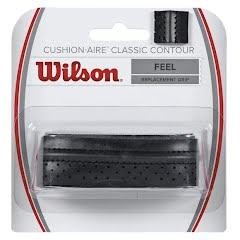 Wilson Sporting Goods Cushion-Aire Classic Contour Black - 1 Pack Image