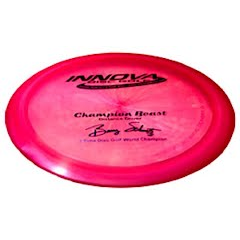 Innova Champion Beast Golf Disc Image