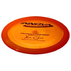 Innova Champion Firebird Golf Disc Image