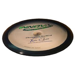 Innova Champion TeeBird Golf Disc Image