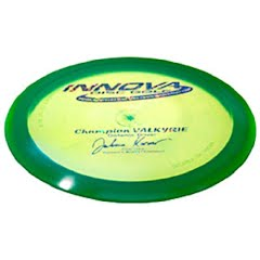 Innova Champion Valkyrie Golf Disc Image