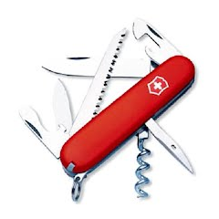 Swiss Army Camper Multi-Tool Image