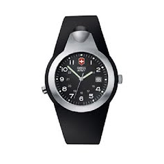 Swiss Army Night Vision Watch Image