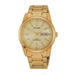 Pulsar Men`s Casual Dress Watch Image