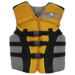 X2o Youth 3 Buckle Nylon PFD Vest Image