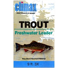 Climax Freshwater Trout Leader Image