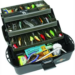 Flambeau XL 3-Tray Tackle Box