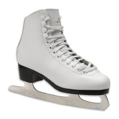 American Athletic Women`s Figure Skate Image