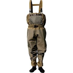Filson Breathable 5-Layer StockingfooT Waders (King Size) Image