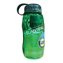 Lifeline Survival in a Bottle Image